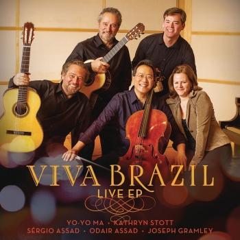 Cover Viva Brazil Live EP