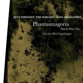 Cover Phantasmagoria - Danish Piano Trios