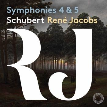 Cover Schubert: Symphonies Nos. 4 & 5
