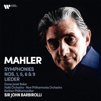 Cover Mahler: Symphonies Nos. 1, 5, 6, 9 & Lieder (Remastered)