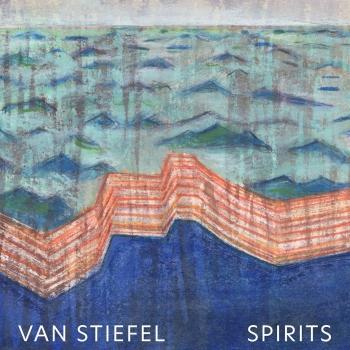 Cover Van Stiefel: Spirits