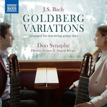 Cover J.S. Bach: Goldberg Variations, BWV 988 (Arr. for 10-String Guitar Duo)
