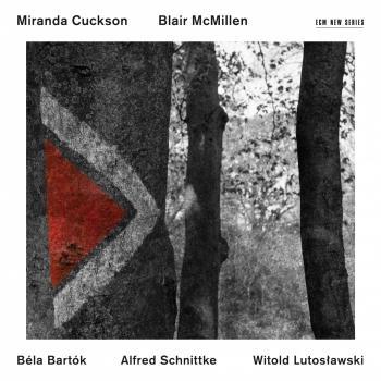 Cover Béla Bartók / Alfred Schnittke / Witold Lutosławski