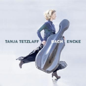 Cover Tanja Tetzlaff Plays Bach & Encke