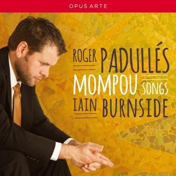 Cover Mompou Songs