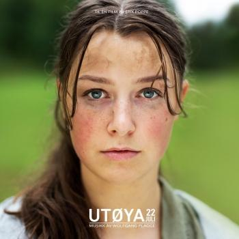 Cover UTØYA YA 22. juli - en film av Erik Poppe