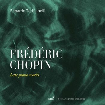 Cover Chopin: Late Piano Works