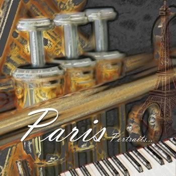 Cover Paris Portraits