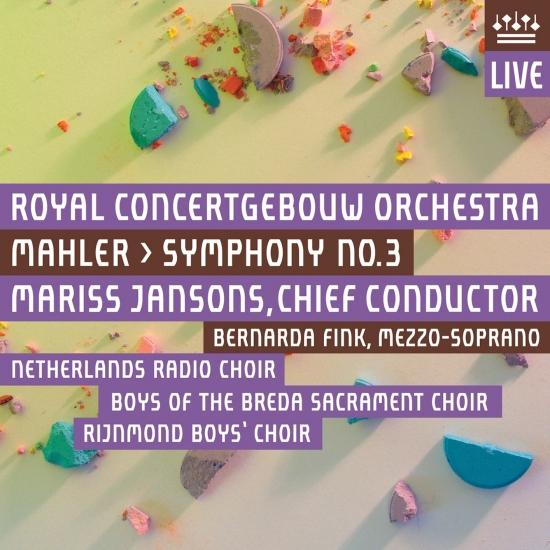 Cover Mahler: Symphony No. 3 (Live)