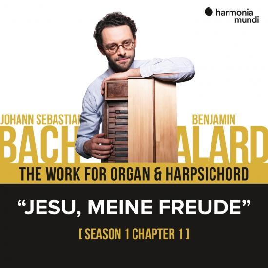 Cover Bach: The work for organ & harpsichord, Chapter I - 1. Jesu meine Freude