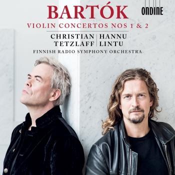 Cover Bartók: Violin Concertos Nos. 1 & 2