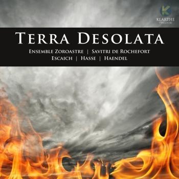 Cover Escaich, Hasse & Haendel: Terra Desolata