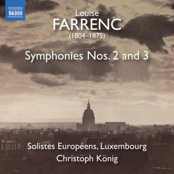 Cover Farrenc: Symphonies Nos. 2 & 3
