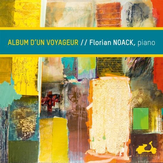 Cover Album d'un voyageur