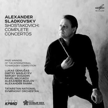 Cover Shostakovich: Complete Concertos