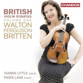 Cover British Violin Sonatas, Vol. 1