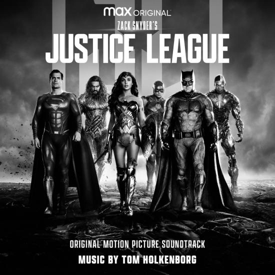 Cover Zack Snyder's Justice League (Original Motion Picture Soundtrack)