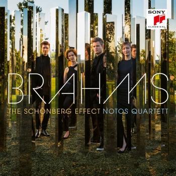 Cover Brahms: Piano Quartet No. 1, Symphony No. 3 - The Schoenberg Effect