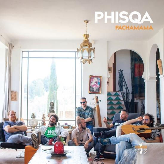 Cover Pachamama