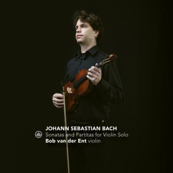 Cover Sonatas and Partitas for Violin Solo