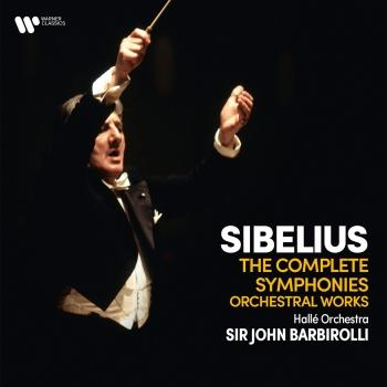 Cover Sibelius: The Complete Symphonies & Orchestral Works (Remastered)