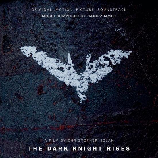 Cover The Dark Knight Rises (Original Motion Picture Soundtrack)