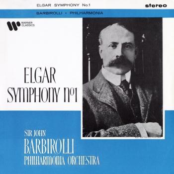Cover Elgar: Symphony No. 1, Op. 55 (Remastered)
