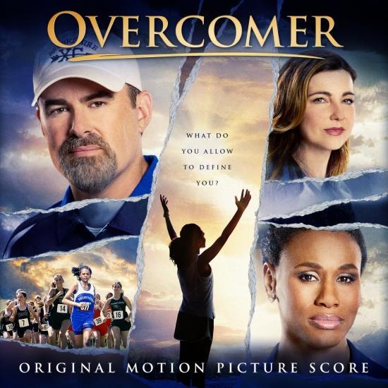 Cover Overcomer (Original Motion Picture Score)