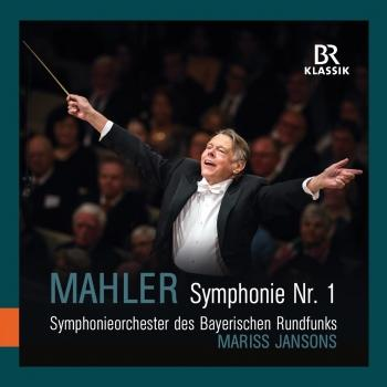Cover Mahler: Symphony No. 1 in D Major 'Titan' (Live)