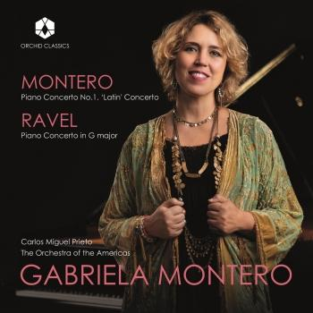 Cover Gabriela Montero: Piano Concerto No. 1 'Latin' - Ravel: Piano Concerto in G Major, M. 83 (Live)