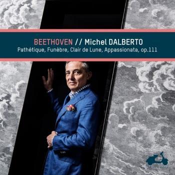 Cover Beethoven: Pathétique, Funèbre, Clair de Lune & Appassionata