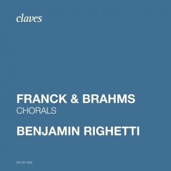 Cover Franck & Brahms: Chorals