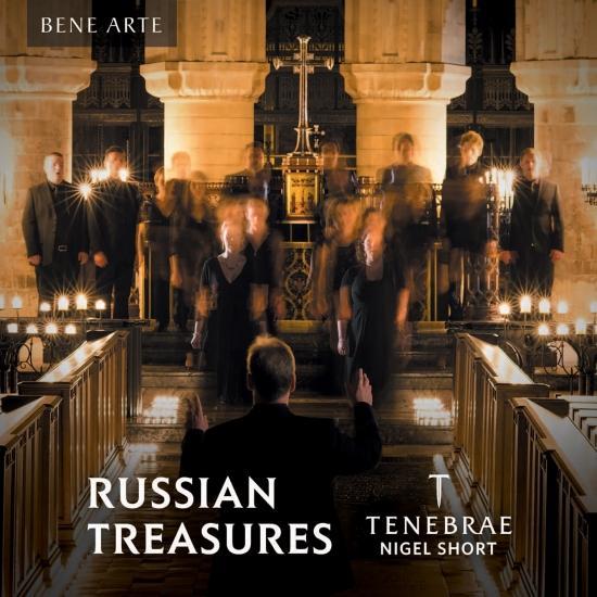 Cover Russian Treasures