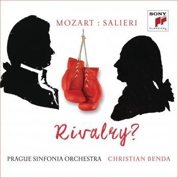 Cover Mozart versus Salieri