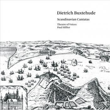 Cover Buxtehude: Scandinavian Cantatas