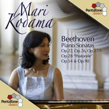 Cover Beethoven: Piano Sonatas Nos. 11-13, 15, 22 & 27