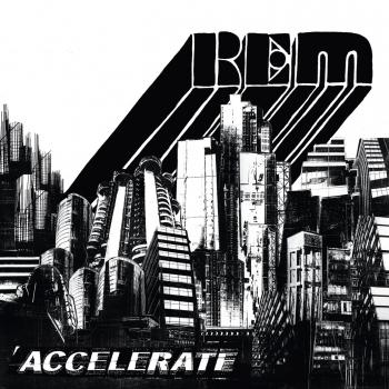 Cover Accelerate (Remastered)
