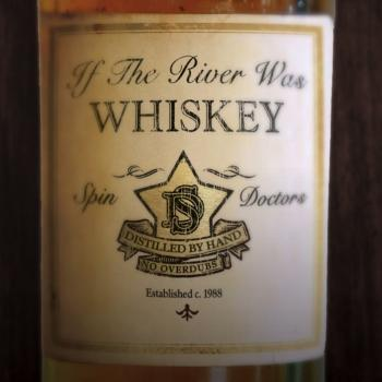 Cover If The River Was Whiskey