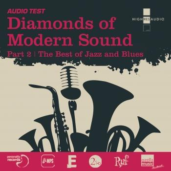 Cover Diamonds of Modern Sound - The Best of Jazz and Blues (Part 2)