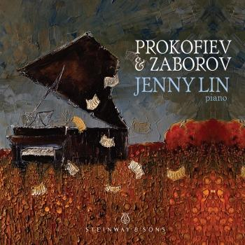 Cover Prokofiev & Zaborov: Piano Works