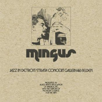 Cover Jazz in Detroit / Strata Concert Gallery / 46 Selden