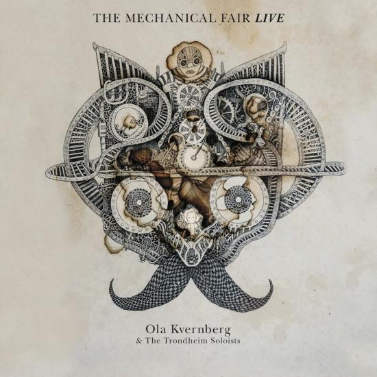 Cover The Mechanical Fair Live