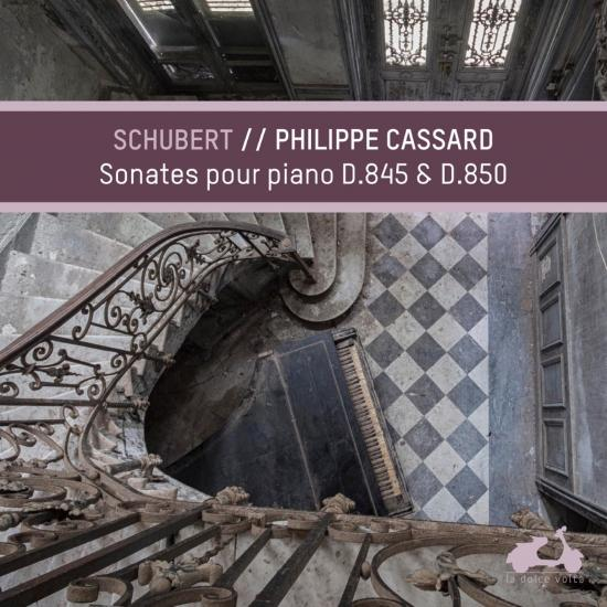 Cover Schubert: Piano Sonatas, D. 845 & D. 850