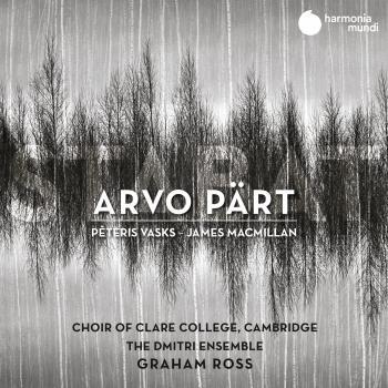 Cover Arvo Pärt: Stabat