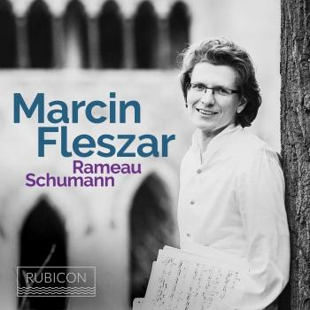 Cover Marcin Fleszar plays Rameau & Schumann