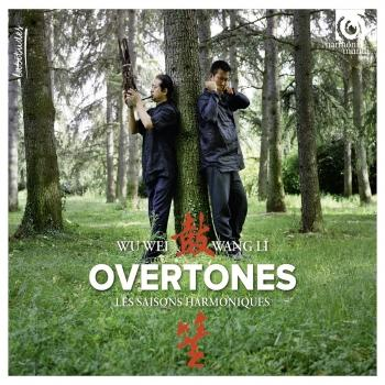 Cover Overtones 'Les harmoniques du ciel'