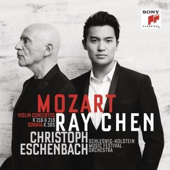 Cover Mozart: Violin Concertos & Sonata