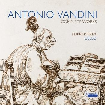 Cover Antonio Vandini: Complete Works