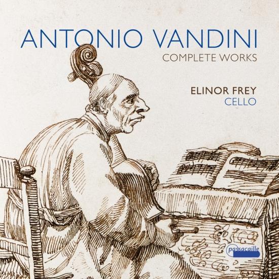 Cover Antonio Vandini: Complete Works