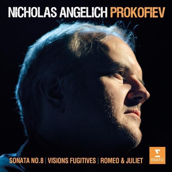 Cover Prokofiev: Visions fugitives, Piano Sonata No. 8, Romeo & Juliet